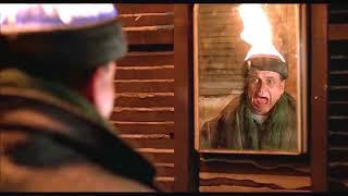 """Копия видео """"Опасное напряжение — «Один дома 2  Затерянный в Нью Йорке» 1992 сцена 9 10 HD"""""""