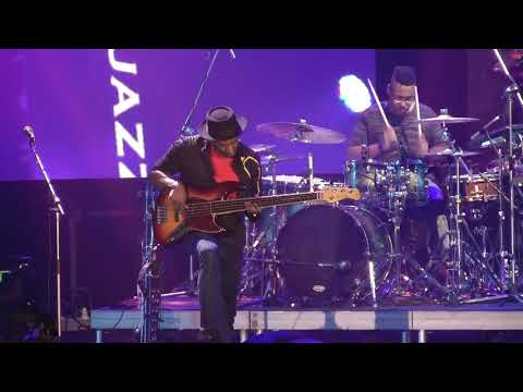 Marcus Miller at Leopolis Jazz Fest 2018