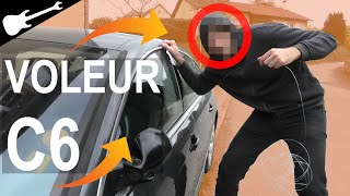 On me VOLE ma VOITURE ! 😡  Citroën C6