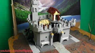 Лего замок Самоделка