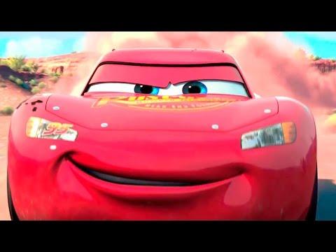 Cars Español La Pelicula de juego Disney Pixar completa castellano Rayo Mcqueen gameplay Cars 1 2006