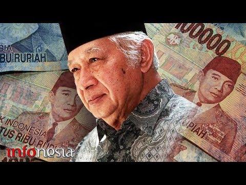 7 Peringkat Kekayaan Para Presiden Indonesia. Siapa Paling Kaya...???