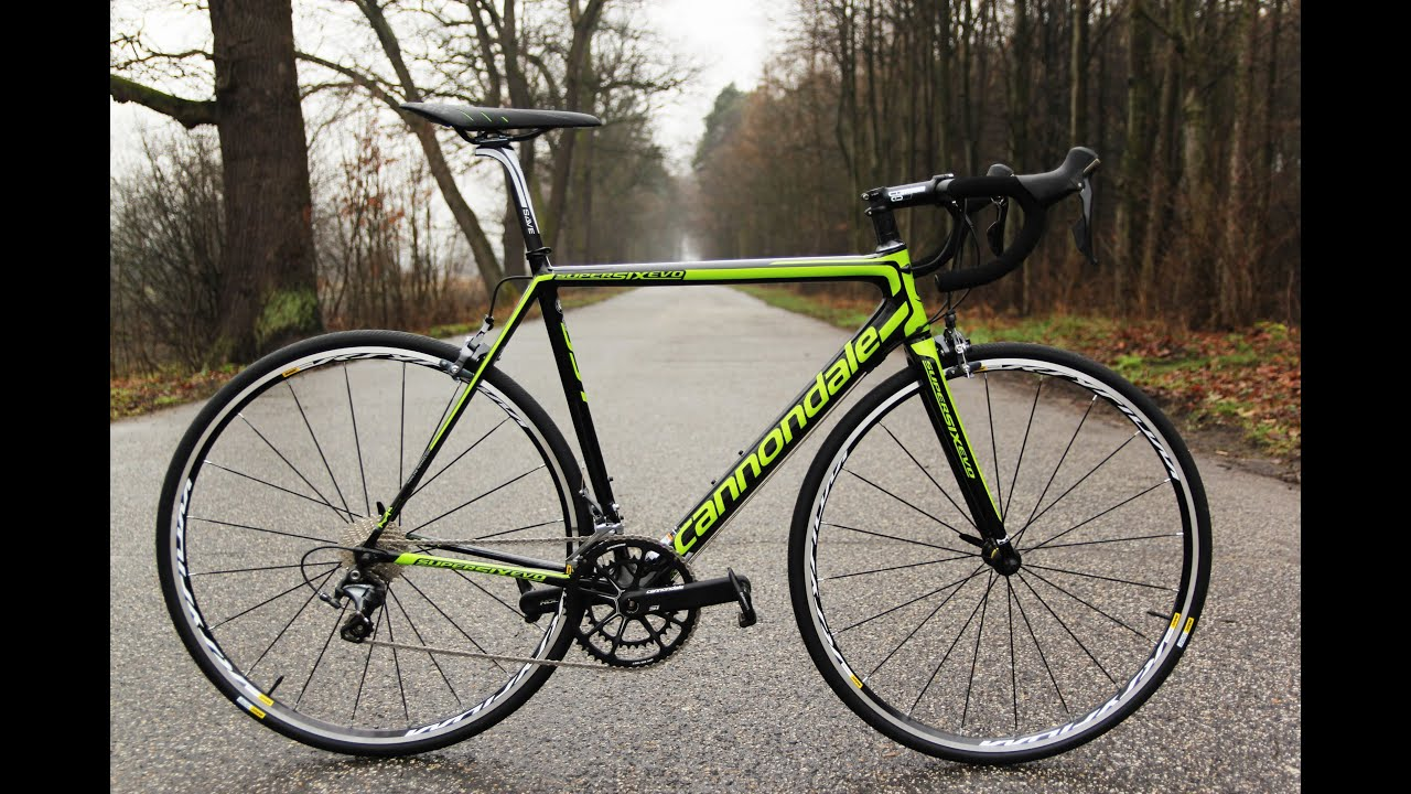 test cannondale supersix evo hi mod ultegra 2016 youtube. Black Bedroom Furniture Sets. Home Design Ideas