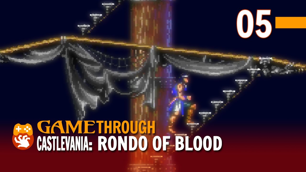 Castlevania Rondo Of Blood Ep5 Deaths On A Boat Youtube