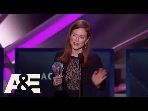 Julianne Moore Wins Best Actress - 2015 Critics