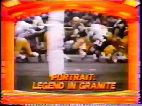 Portrait Legend In Granite Part 1 Of 4 Youtube