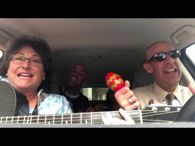 Carpool Karaoke - Susan Shane-Linder