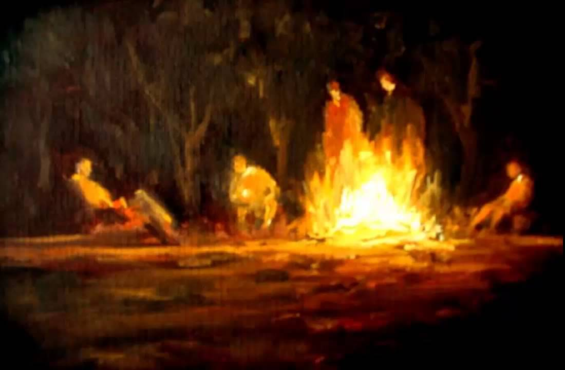 The Fog | From a Campfire's Embers    Narrated by Michael Whitehouse