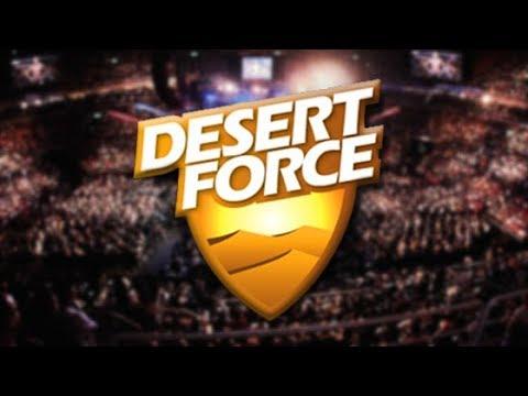 Desert Force - Mohammad Arti vs Aziz Jlidane