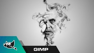 GIMP Tutorial: Smoke Effect