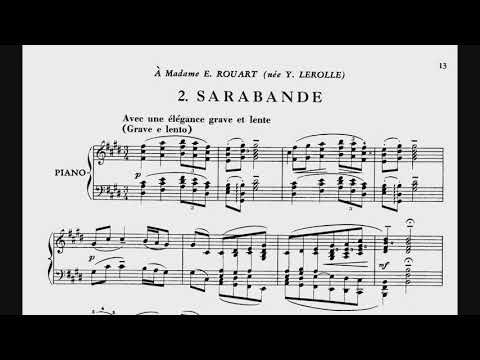 Claude Debusssy - Pour Le Piano(1894-1901)(with Full Score)