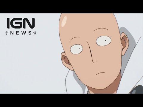 One Punch Man Season 2 Coming to VIZ Media - IGN News