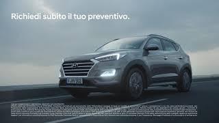 Hyundai TUCSON Hybrid. Il SUV ibrido che apre nuovi orizzonti.