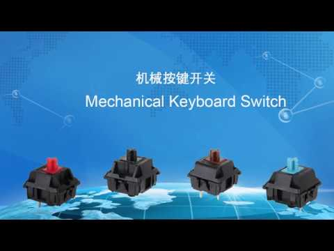 Mechanical Keyboard Switch Manufacturer & Factory China