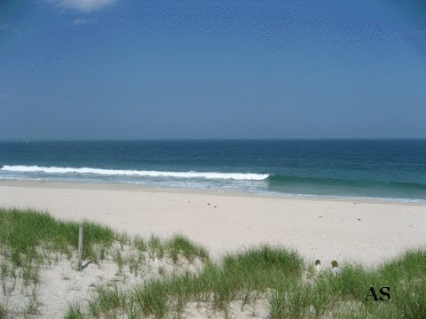 Island Beach State Park, NJ (Body Surfing) - YouTube