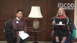 GCDD Advocacy Days Interview with Dawn Alford