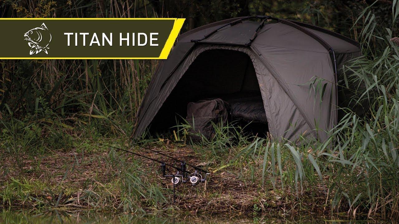Titan Abri Hide XL Groundsheet