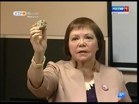 Камни с Соловецких островов привезли в Иркутск