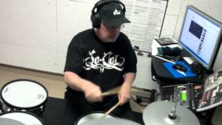 Timmy the subdivided drummer...