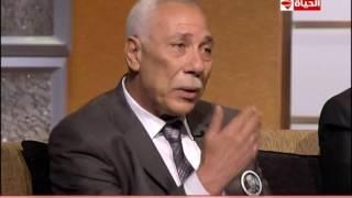 """فيديو.. مفاجأة حسين رياض شقيق الفنان الراحل فؤاد شفيق.. """"لماذا غير اسمه؟"""""""