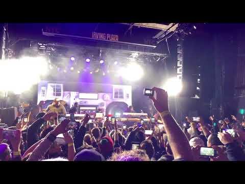 Eminem Irving Plaza 2018 Live- Square Dance/Won't Back Down/3 AM
