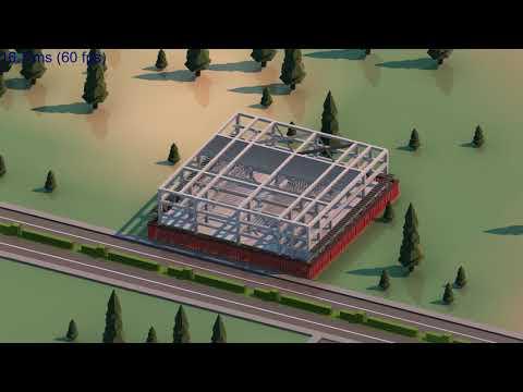 Metropolisim: Building Construction