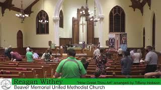 Fourth Sunday After Pentecost, Sunday June 20, 2021