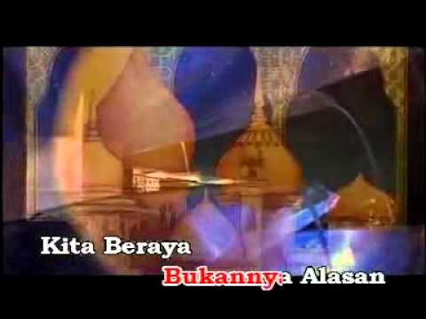 INDAHNYA BERAYA DI DESA - AZLINA AZIZ -Lagu Raya Best