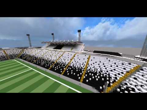 Minecraft | Estadio Monumental Colo Colo