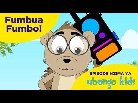 Ubongo Kids   Fumbua Fumbo - Udadisi   Katuni za Kiswahili