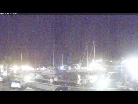 St-Barth.com Live Webcam - Port de Gustavia