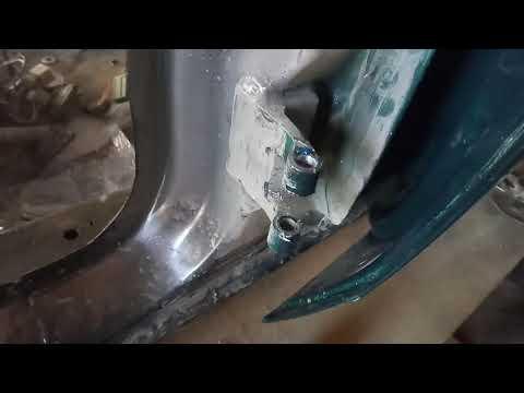 Реставрация 2141 ч.12 дверные петли
