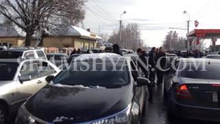 Արտակարգ իրավիճակ Երևանում․ 3 կիլոմետրանոց խցանման պատճառով բժիշկները չկարողացան մոտենալ հիվանդին