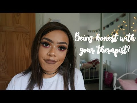 Download Youtube: HOW TO BE HONEST WITH YOUR THERAPIST | Beautifully Worthy Uncovered