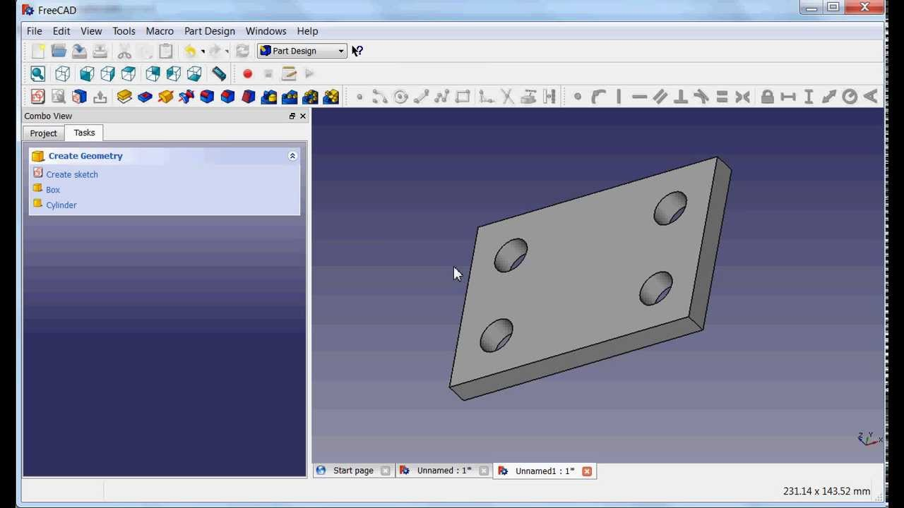 FreeCAD Beginner Tutorial & How-To | 3D Printing Blog | i