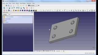 FreeCAD Tutorial Part5 More 2D Constraints