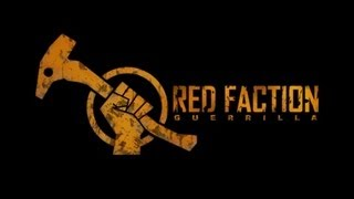 Red Faction Guerrilla Gameplay (PS3)