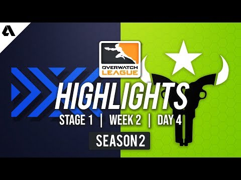 New York Excelsior vs Houston Outlaws | Overwatch League S2 Highlights - Stage 1 Week 2 Day 4 thumbnail