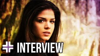 Marie Avgeropoulos INTERVIEW! Octavia Blake from The 100!