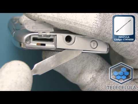 Tutorial de Desmontagem Nokia E6-00 - Telecelula