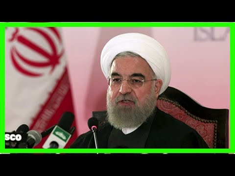 Breaking News | Iranian President to Muslim Nations: Cut Ties With Israel, Stop Trade With US