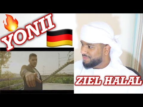 ARAB REACTING TO GERMAN MUSIC BY YONII - ZIEL HALAL **AMAZING**