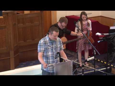 Baptism Service, 23rd April 2017