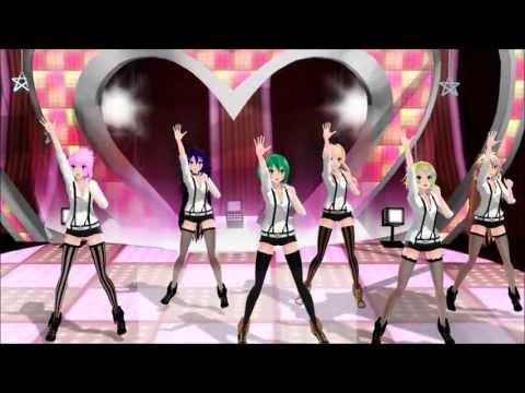 Maji love 1000%-Vocaloid