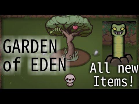 AB+: The Garden mod - Full item showcase