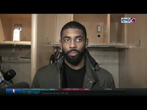 Kyrie Irving on great start to February | CAVS LIVE | FOX SPORTS OHIO