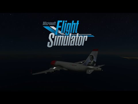 MFS 2020 - Buenos Aires (EZE) To London (LGW) With Norwegian A320