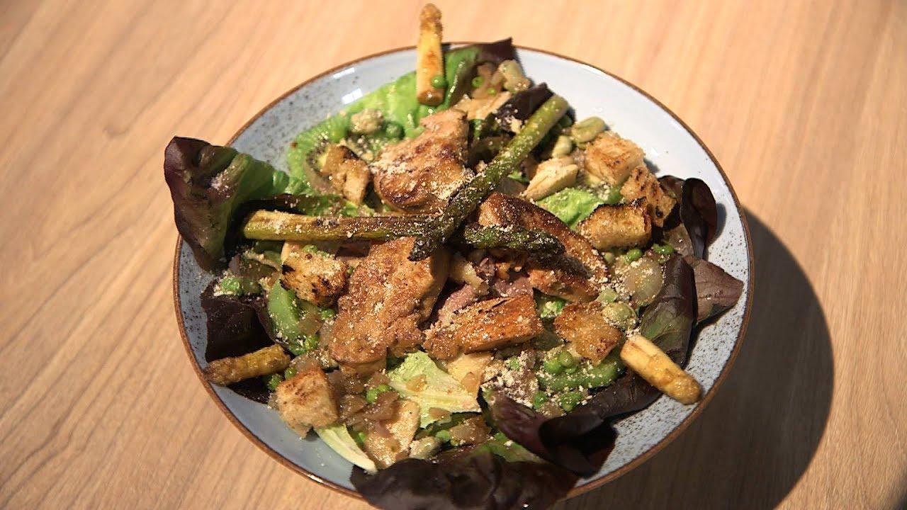 Recette : salade du Sud-Ouest