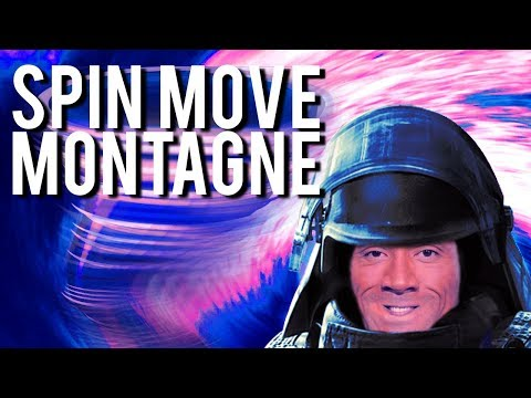 Spin Move Montagne - Rainbow Six: Siege