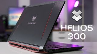 Acer Predator Helios 300 Review: The Best Gaming Laptop Under $1100!